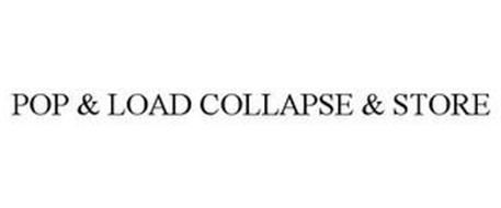 POP & LOAD COLLAPSE & STORE
