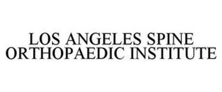 LOS ANGELES SPINE AND ORTHOPAEDIC INSTITUTE