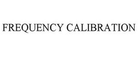 FREQUENCY CALIBRATION