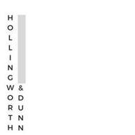 HOLLINGWORTH & DUNN