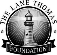 THE LANE THOMAS FOUNDATION