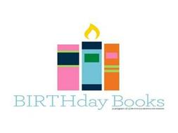 BIRTHDAY BOOKS A PROGRAM OF HH HUNTSVILLE HOSPITAL FOUNDATION