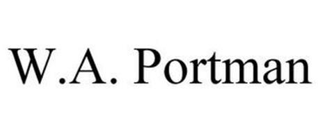 W.A. PORTMAN