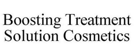 BOOSTING TREATMENT SOLUTION COSMETICS