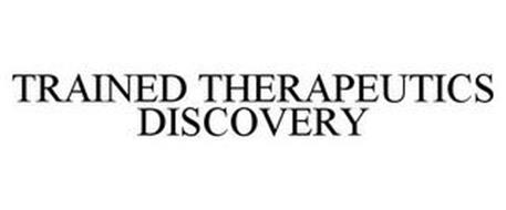TRAINED THERAPEUTICS DISCOVERY