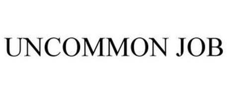 UNCOMMON JOB