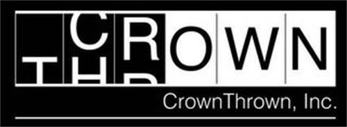 CROWNTHROWN, INC.