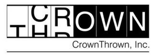 CROWN THR CROWNTHROWN, INC.