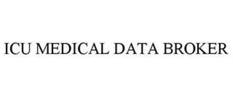 ICU MEDICAL DATA BROKER