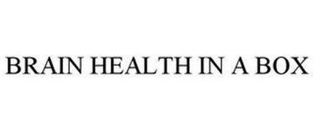 BRAIN HEALTH IN A BOX