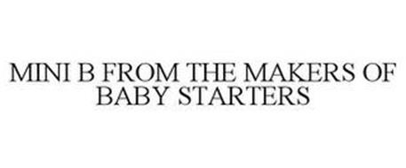 MINI B FROM THE MAKERS OF BABY STARTERS
