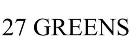 27 GREENS