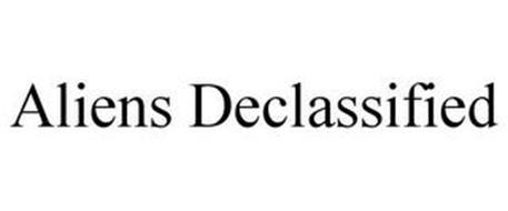 ALIENS DECLASSIFIED