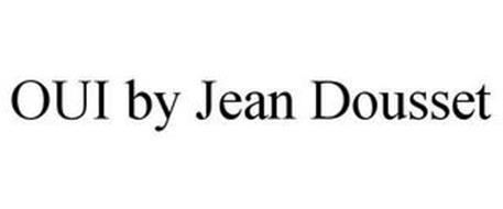 OUI BY JEAN DOUSSET