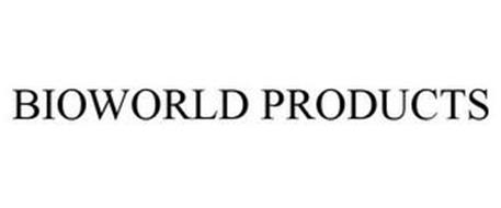 BIOWORLD PRODUCTS