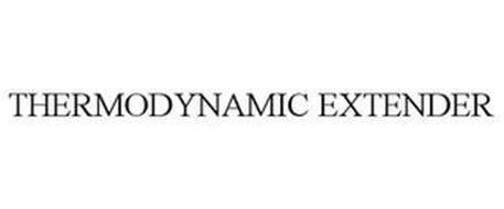 THERMODYNAMIC EXTENDER