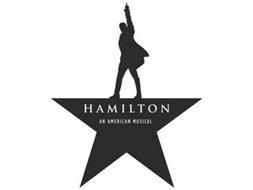 HAMILTON AN AMERICAN MUSICAL