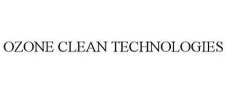 OZONE CLEAN TECHNOLOGIES