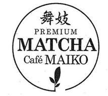 PREMIUM MATCHA CAFÉ MAIKO