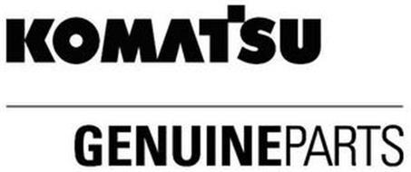 KOMATSU GENUINEPARTS