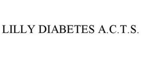 LILLY DIABETES A.C.T.S.