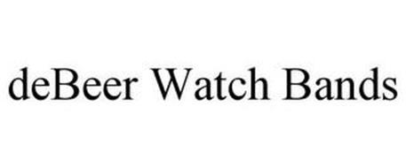 DEBEER WATCH BANDS