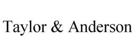 TAYLOR & ANDERSON