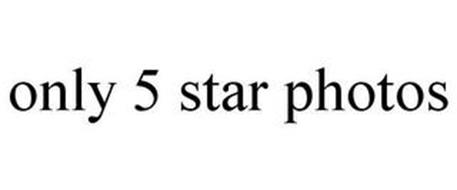 ONLY 5 STAR PHOTOS