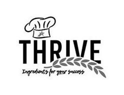 THRIVE INGREDIENTS FOR YOUR SUCCESS