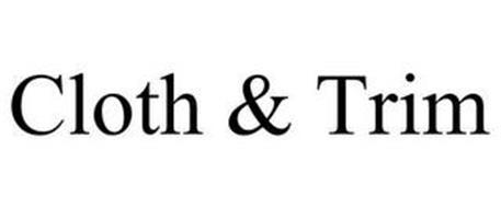 CLOTH & TRIM