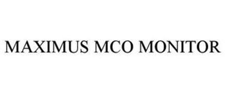MAXIMUS MCO MONITOR