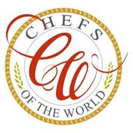 CHEFS OF THE WORLD CW