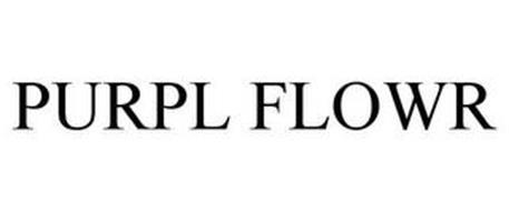 PURPL FLOWR