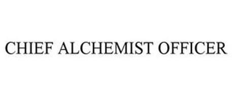 CHIEF ALCHEMIST OFFICER