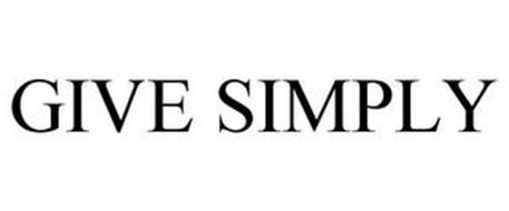 GIVE SIMPLY