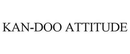 KAN-DOO ATTITUDE