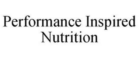 PERFORMANCE INSPIRED NUTRITION