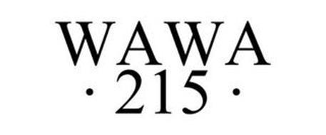 WAWA · 215 ·