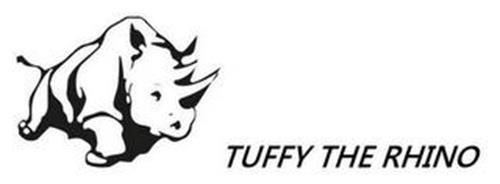 TUFFY THE RHINO