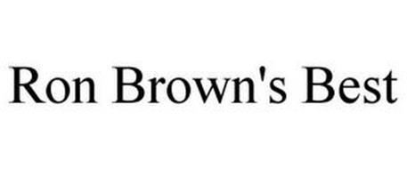 RON BROWN'S BEST