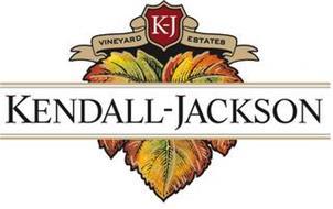 KENDALL-JACKSON K-J VINEYARD ESTATES