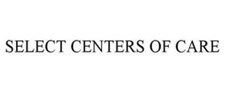 SELECT CENTERS OF CARE