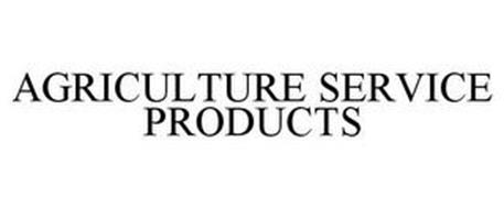AGRICULTURE SERVICE PRODUCTS