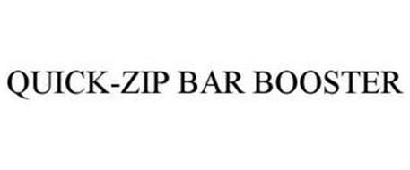 QUICK-ZIP BAR BOOSTER