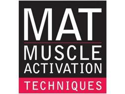 MAT MUSCLE ACTIVATION TECHNIQUES