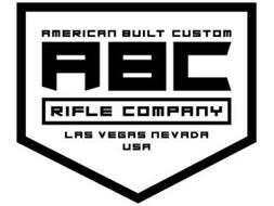 AMERICAN BUILT CUSTOM ABC RIFLE COMPANYLAS VEGAS NEVADA USA