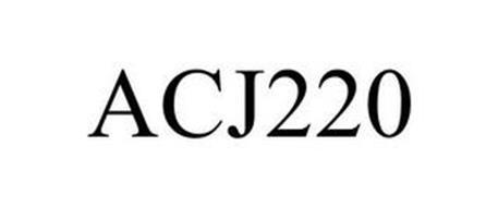 ACJ220