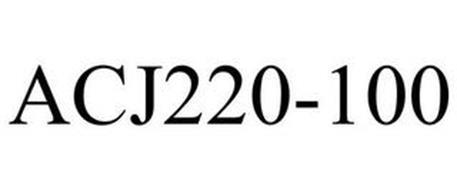 ACJ220-100