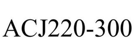ACJ220-300