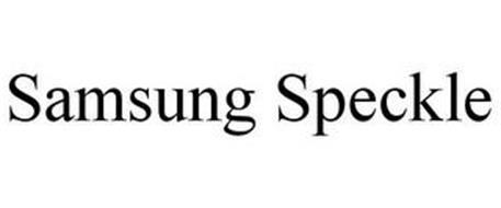 SAMSUNG SPECKLE